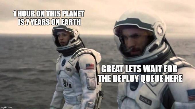 [Humor] Colas de Release