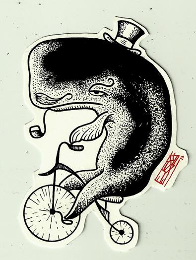 La paradoja de la ballena y las bicicletas