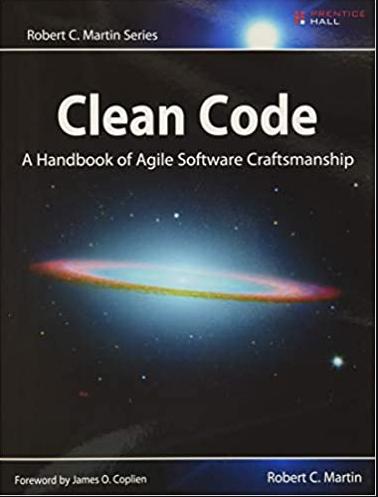 Portada del libro Clean Code